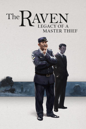 The Raven - Legacy of a Master Thief poster image on Steam Backlog