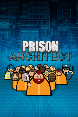 Prison Architect poster image on Steam Backlog
