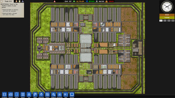 Prison Architect The Clink ScreenShot 1