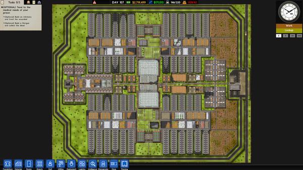 Prison Architect The Clink ScreenShot 1