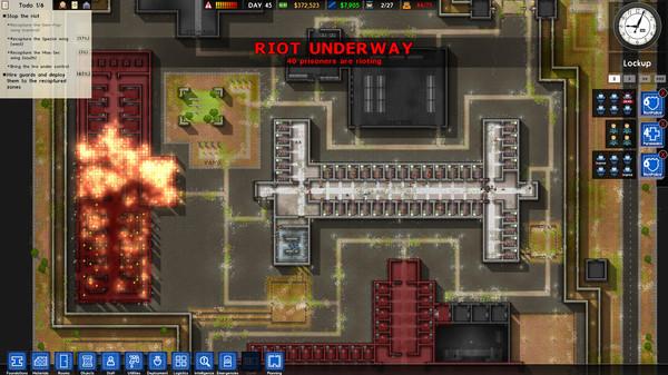 Download Prison Architect download free