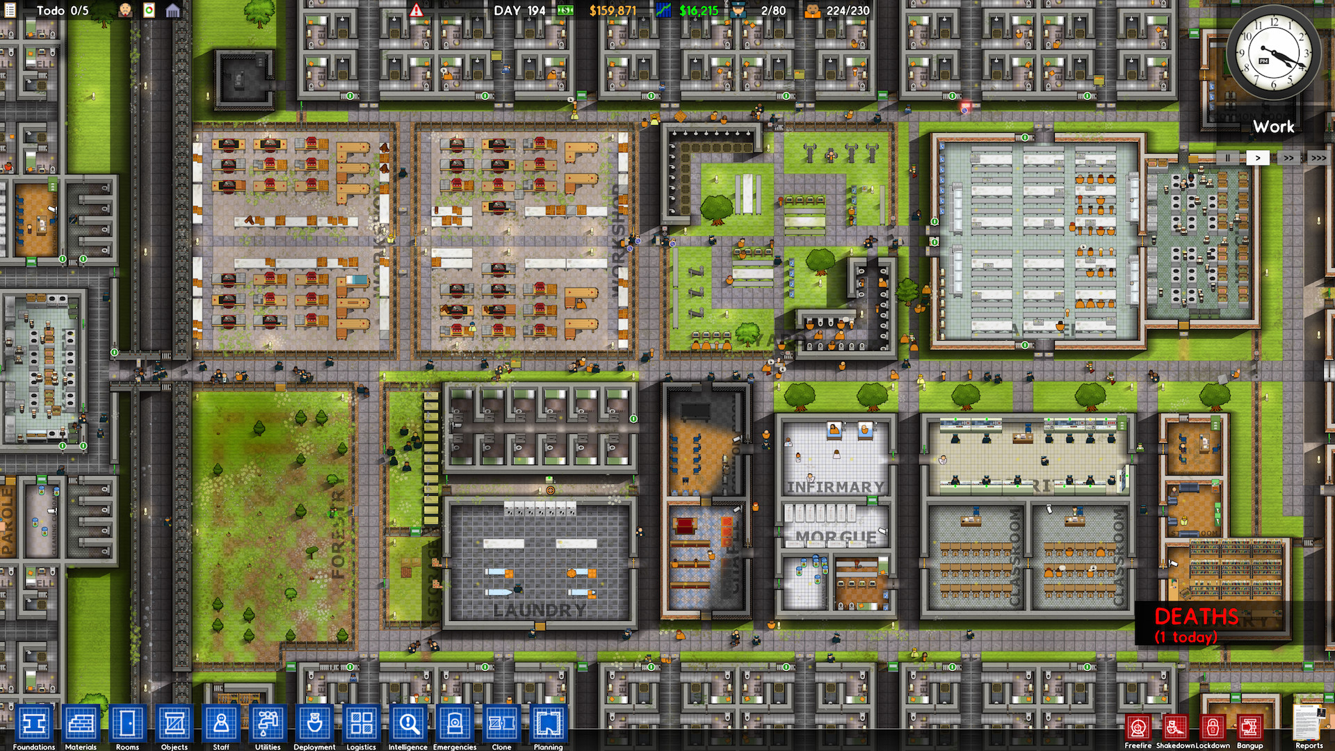Spanish Design Prison Architect On Steam