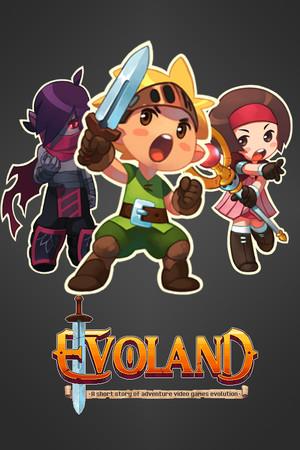 Evoland poster image on Steam Backlog