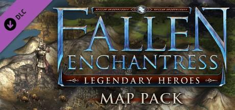 Купить Fallen Enchantress: Legendary Heroes - Map Pack DLC
