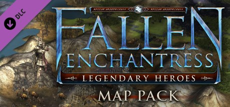 Fallen Enchantress: Legendary Heroes Map Pack