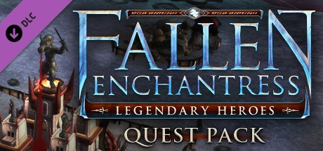 Fallen Enchantress: Legendary Heroes Quest Pack