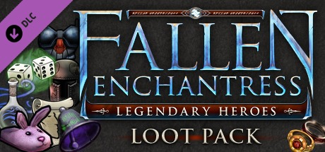 Купить Fallen Enchantress: Legendary Heroes - Loot Pack DLC