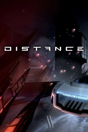 Distance poster image on Steam Backlog