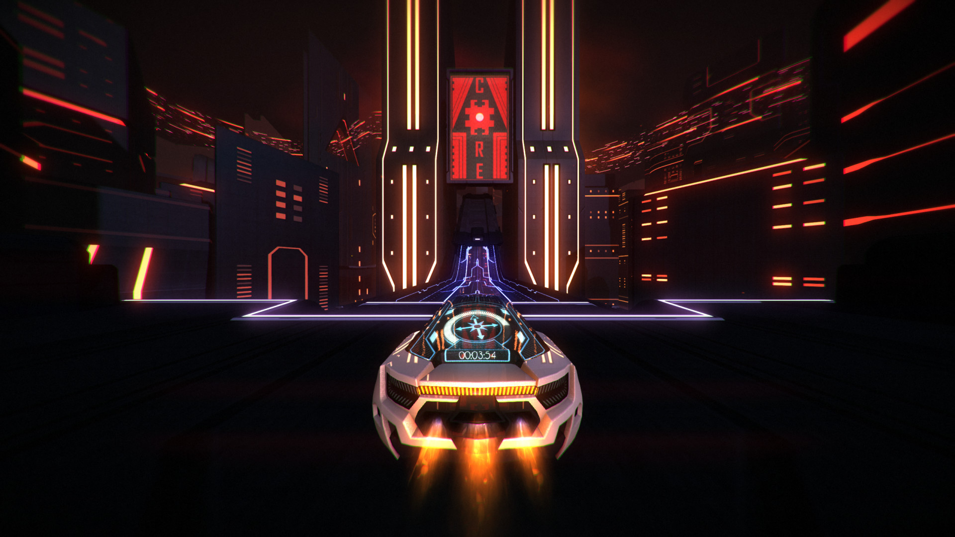 Distance Screenshot 1