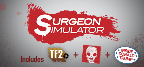 Surgeon Simulator Is An Over The Top Operation Sim, Stitching Together  Pitch Black Humour With Life Saving Surgery. Become Dr. Burke, A Would Be  Surgeon ...