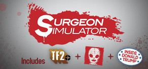 Surgeon Simulator cover art