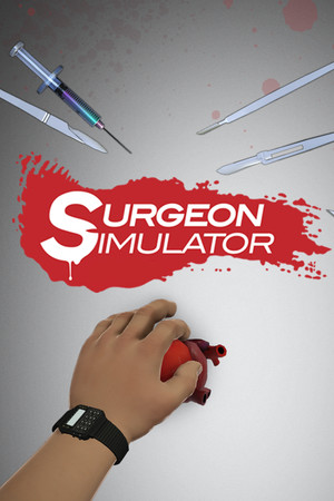 Surgeon Simulator poster image on Steam Backlog