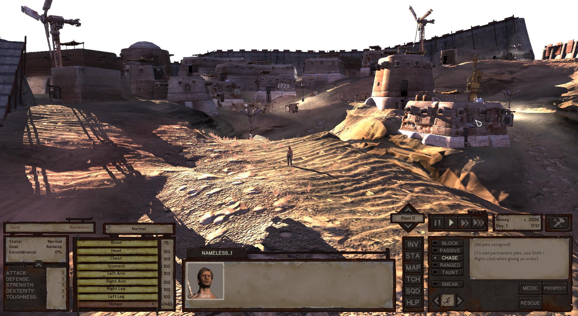 KENSHI, Massive Sword-Punk Sandbox RPG Launches Today