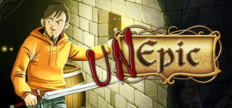UnEpic on Steam Backlog