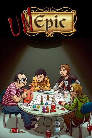 UnEpic poster image on Steam Backlog