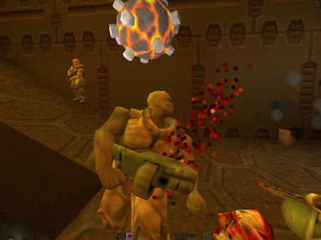 скриншот QUAKE II Mission Pack: Ground Zero 2