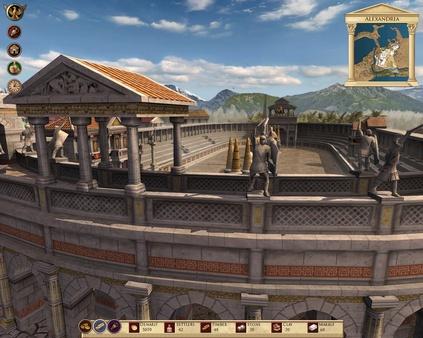 скриншот Imperium Romanum Gold Edition 2