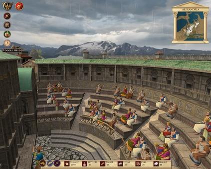 скриншот Imperium Romanum Gold Edition 4