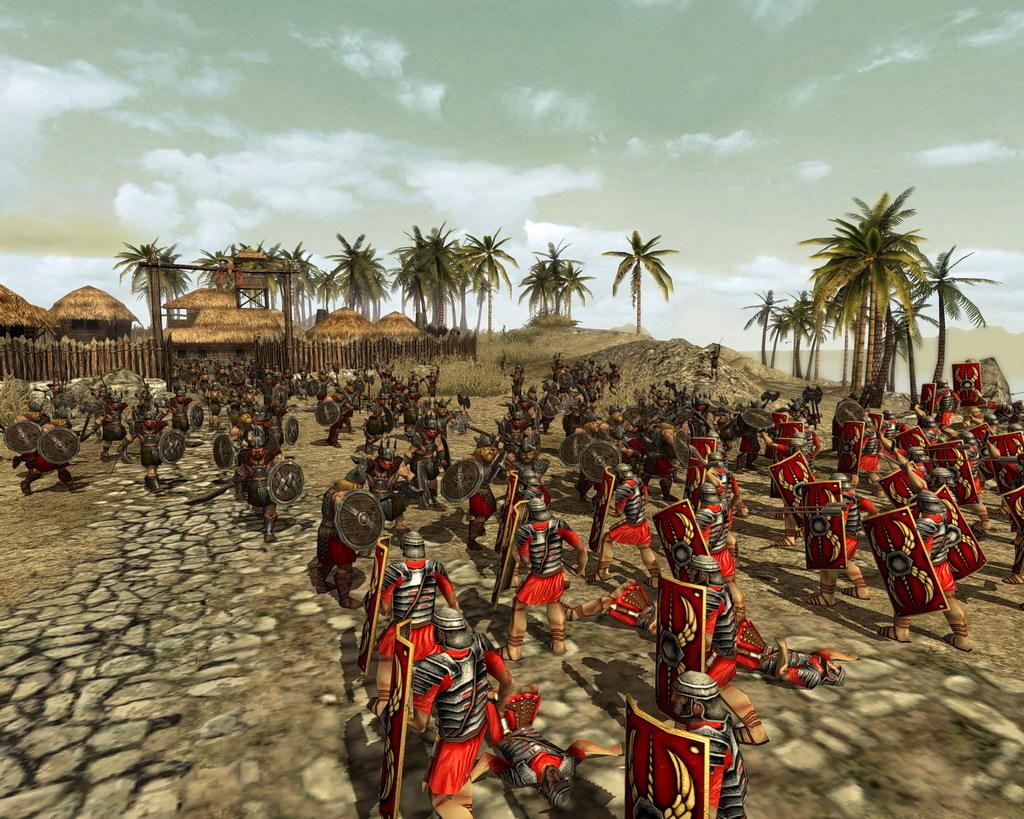 Скачать Imperium Romanum 2 Торрент - фото 7