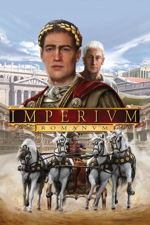 Imperium Romanum Gold Edition poster image on Steam Backlog