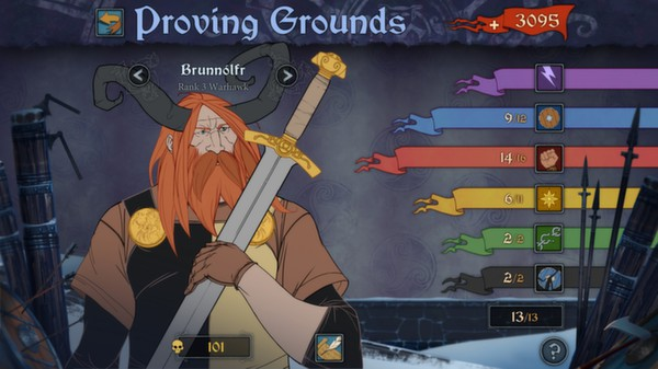 скриншот The Banner Saga: Factions - Starter Pack 3