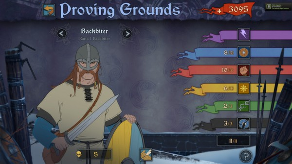 скриншот The Banner Saga: Factions - Starter Pack 0