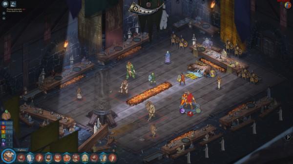 скриншот The Banner Saga: Factions - Starter Pack 4