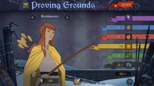 скриншот The Banner Saga: Factions - Starter Pack 2