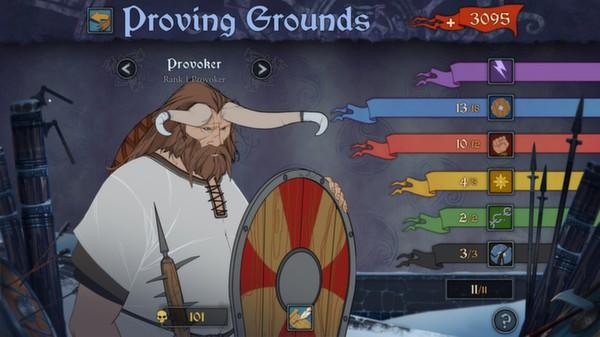 скриншот The Banner Saga: Factions - Starter Pack 1