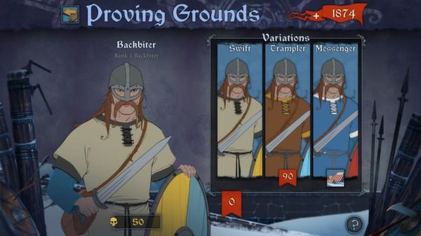 скриншот The Banner Saga: Factions - Pillage! Pack 2