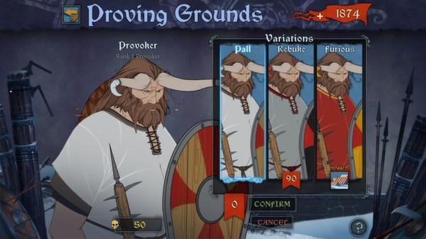 скриншот The Banner Saga: Factions - Pillage! Pack 4