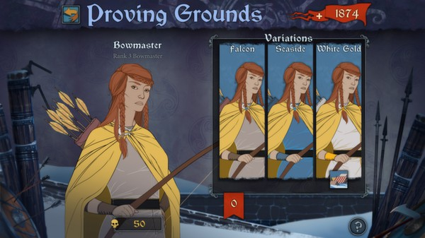 скриншот The Banner Saga: Factions - Pillage! Pack 3