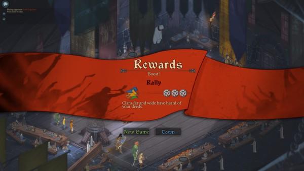 скриншот The Banner Saga: Factions - Eternal Renown Boost 0