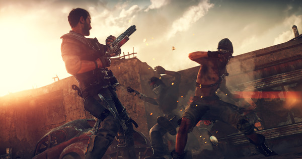 Скриншот №1 к Mad Max