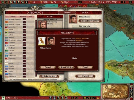 Europa Universalis: Rome - Gold Edition