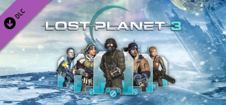 LOST PLANET 3 - Freedom Fighter Pack