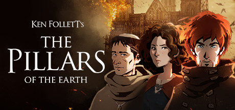 Teaser image for Ken Follett's The Pillars of the Earth