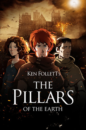 Ken Follett's The Pillars of the Earth poster image on Steam Backlog