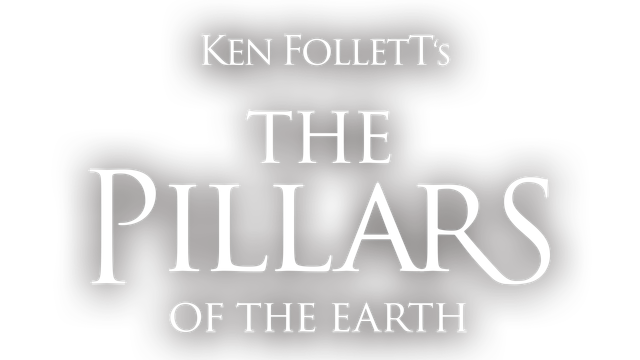 Ken Follett's The Pillars of the Earth logo