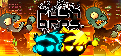Rush Bros cover art