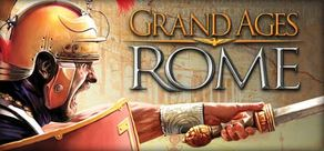 Grand Ages: Rome cover art
