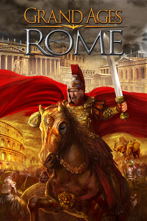 Grand Ages: Rome poster image on Steam Backlog