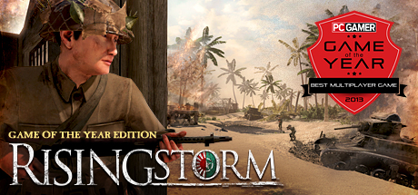 Купить Rising Storm Game of the Year Edition