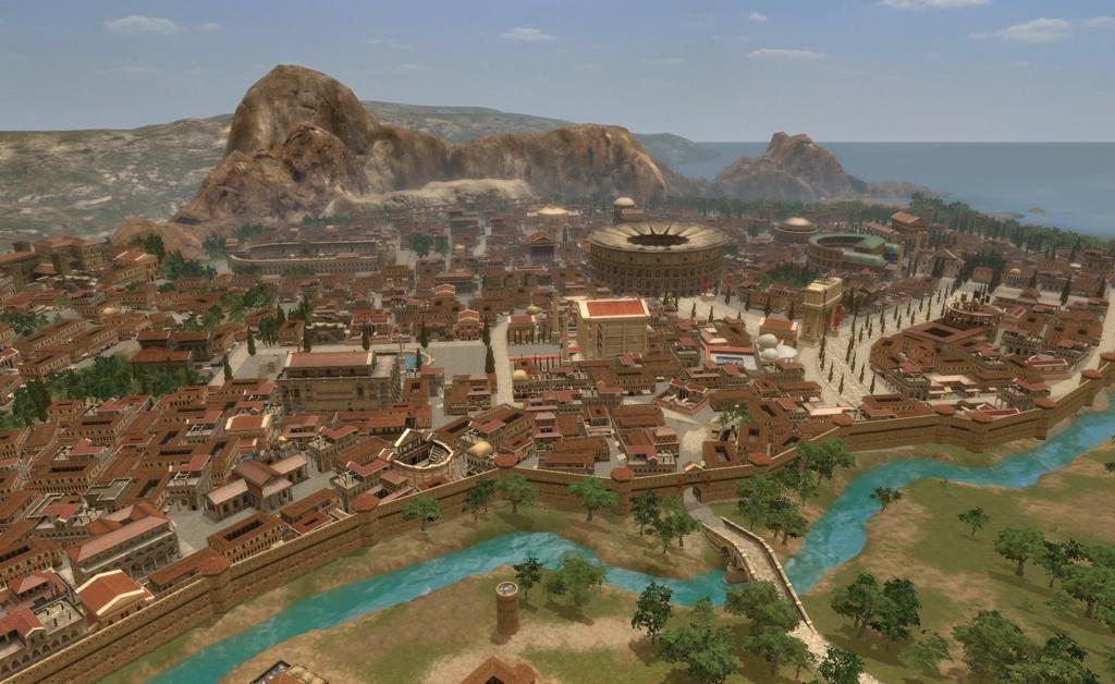 Augustův Řím