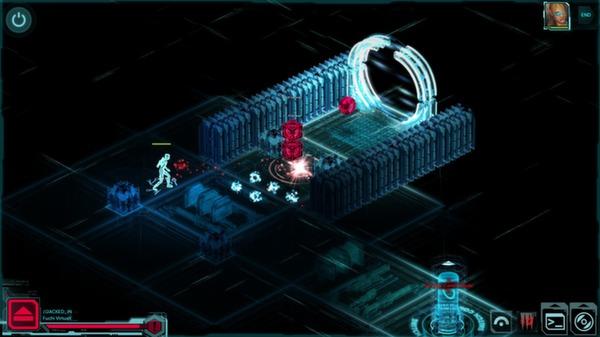 скриншот Shadowrun Returns 3