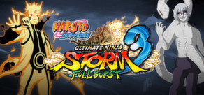 NARUTO SHIPPUDEN: Ultimate Ninja STORM 3 Full Burst cover art