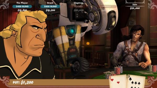 скриншот Poker Night 2 2