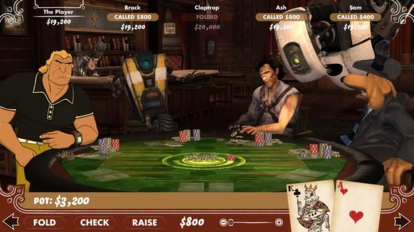 скриншот Poker Night 2 1