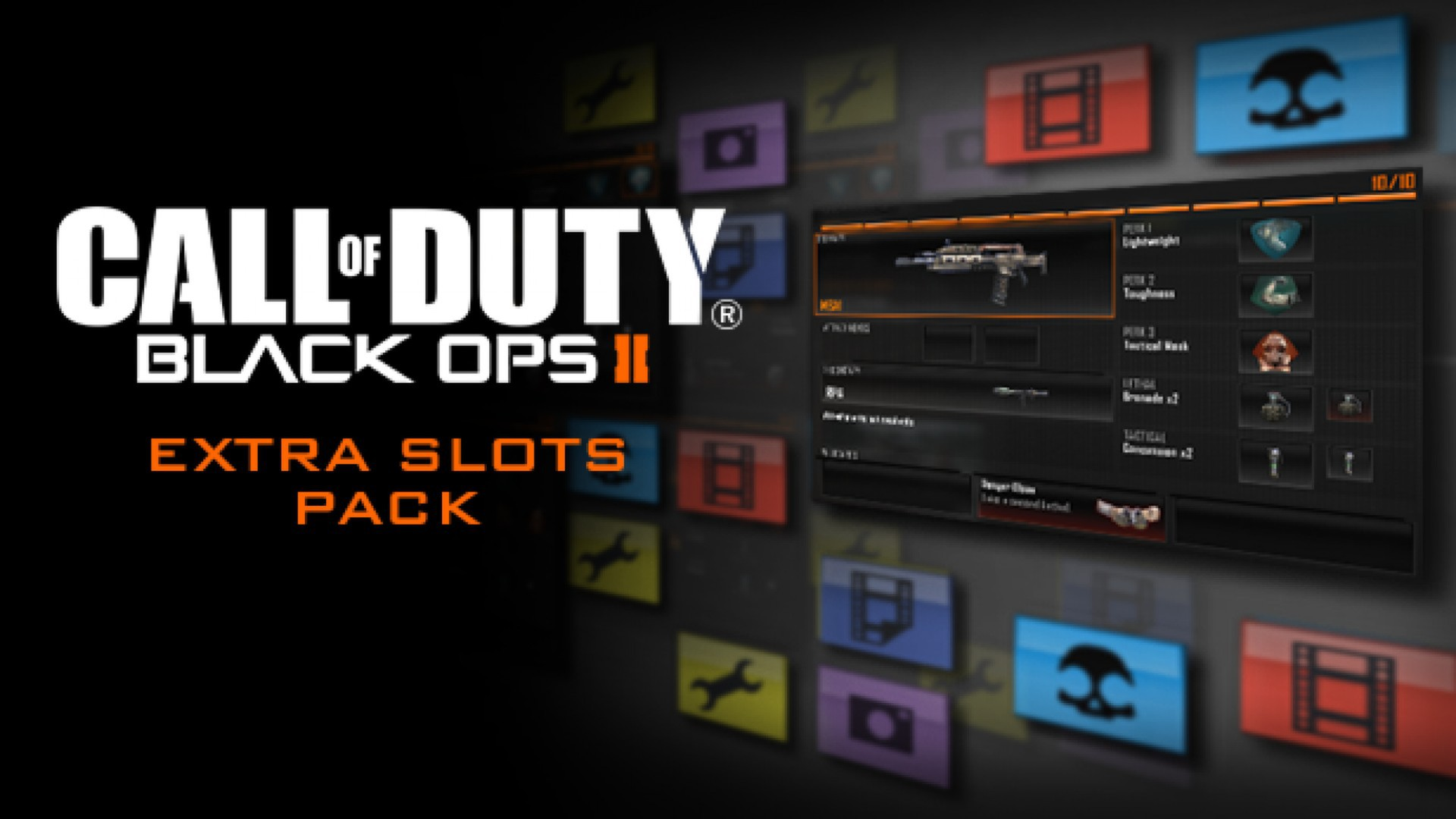 Call Of Duty Black Ops Ii Extra Slots Pack On Steam