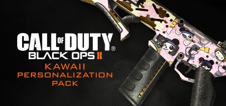 Call of Duty®: Black Ops II - Kawaii Personalization Pack